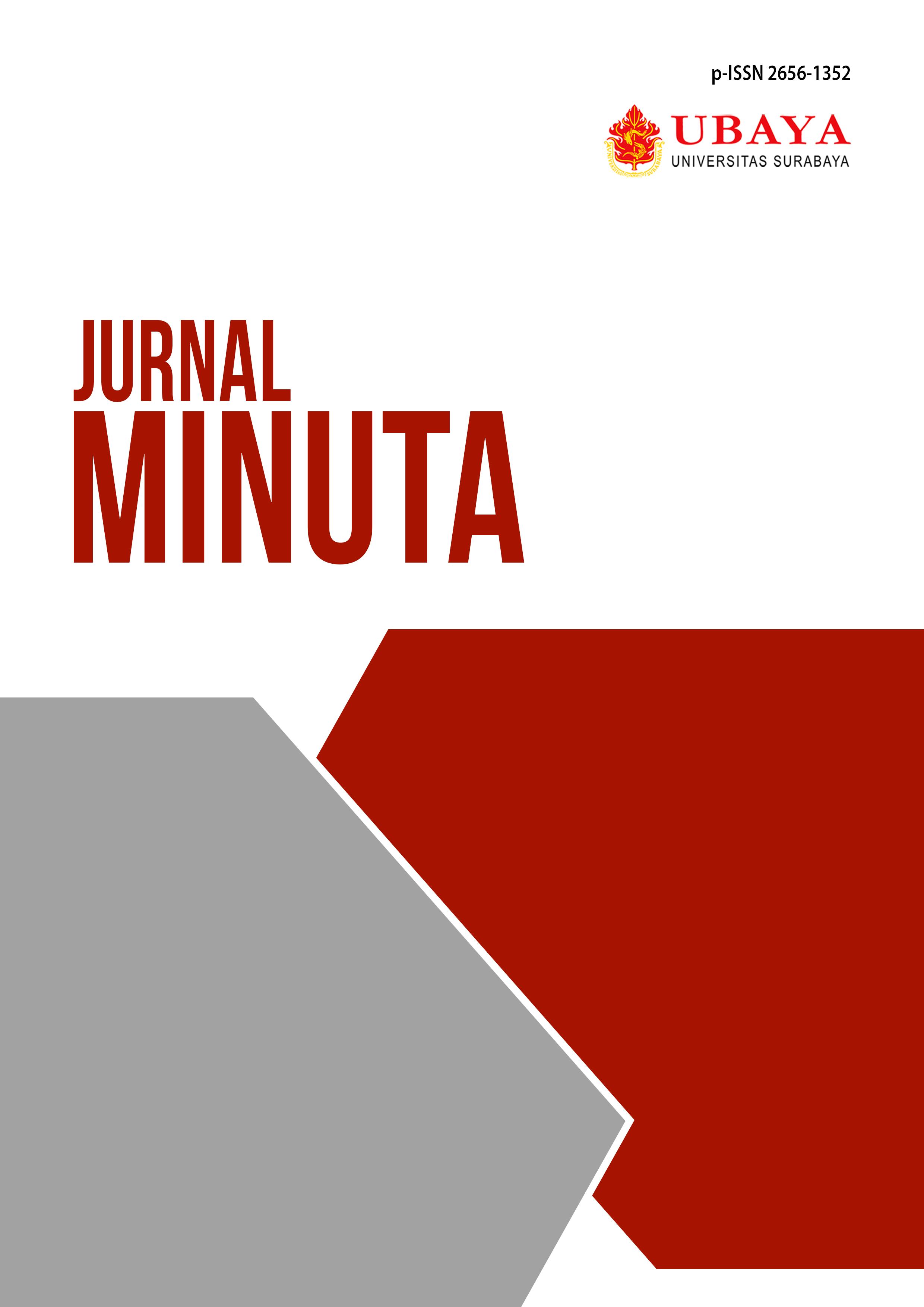 JURNAL MINUTA