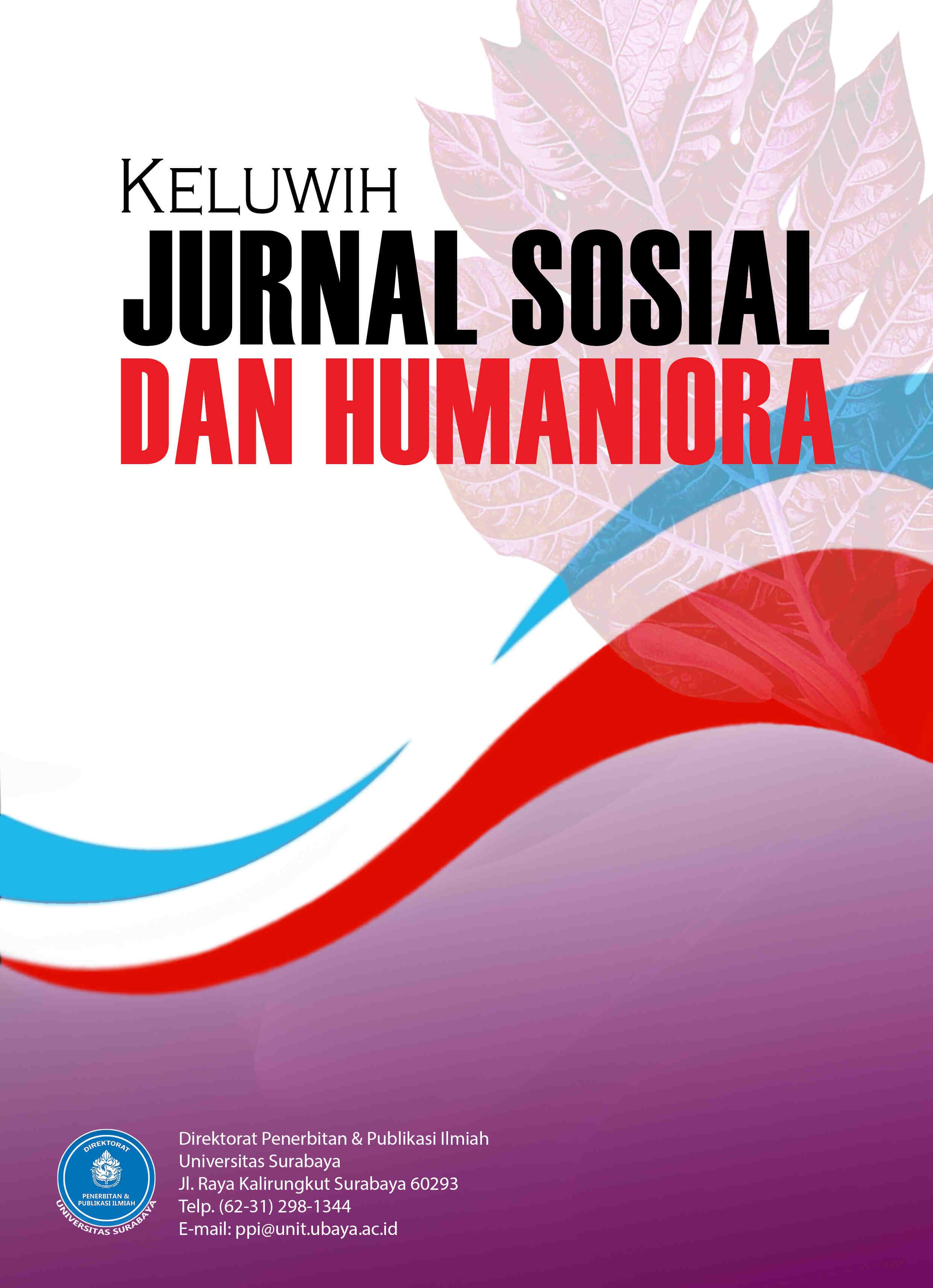 Cover Keluwih HUMANIORA BARU