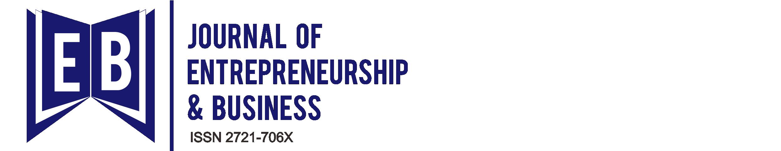 Journal of Entrepreneur & Business