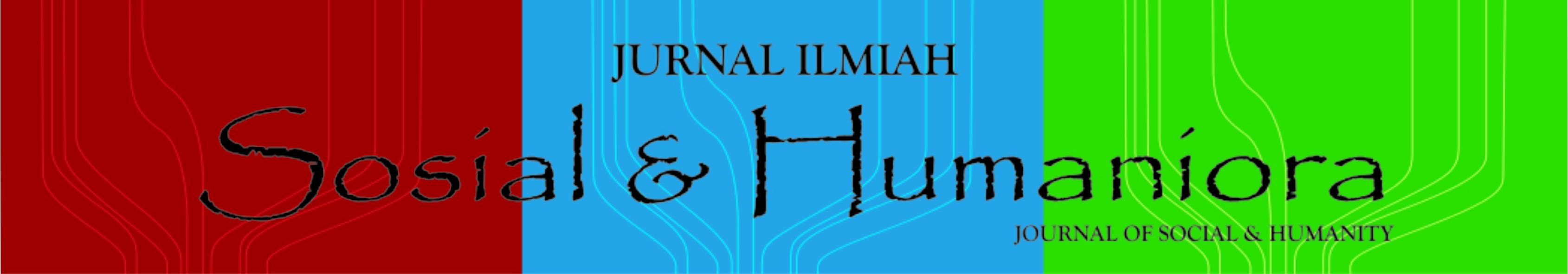 Sosial dan Humaniora