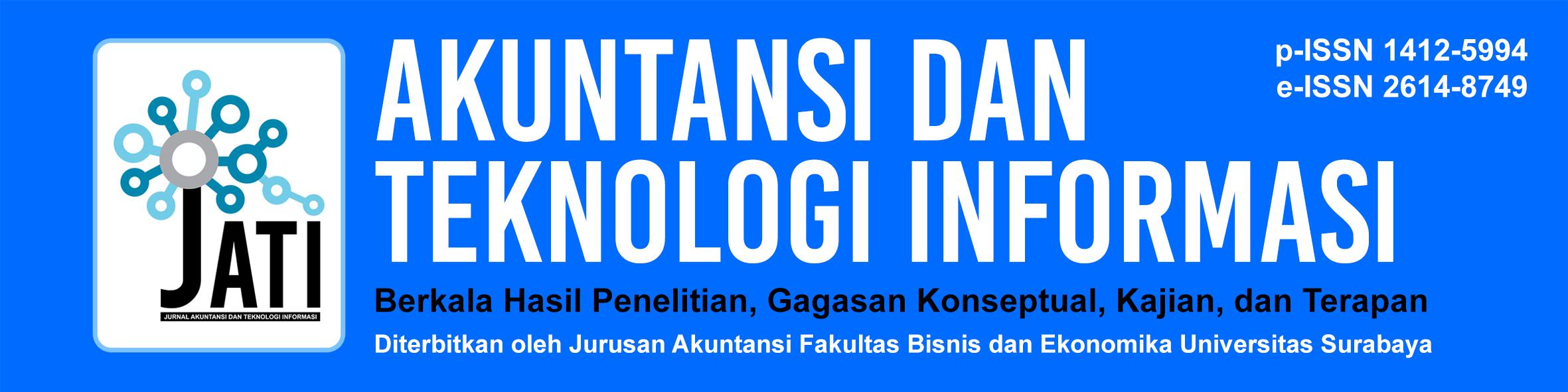 Akuntansi Dan Teknologi Informasi